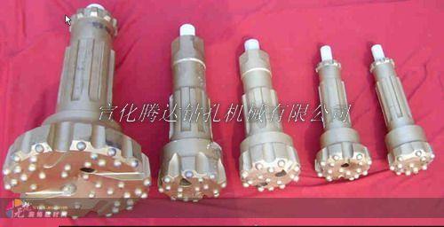 DHD3120冲击器配用潜孔钎头zui小302钎头