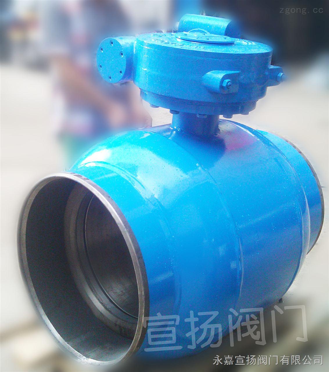 热力全焊接球阀 一体式全焊接球阀 厂家直销 批发图片