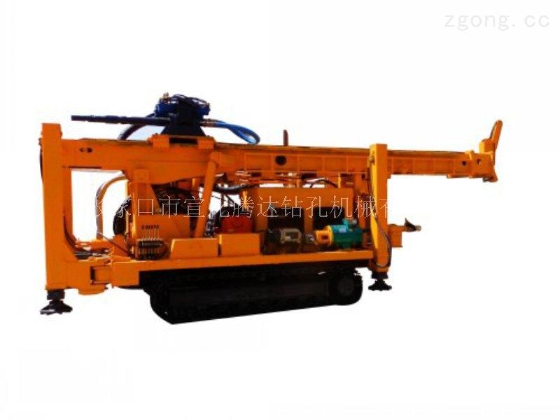 HTYM1000水井钻机宣化水井潜孔钻机