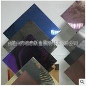 供應彩色鏡面不銹鋼板/鈦金不銹鋼板/金黃色不銹鋼板
