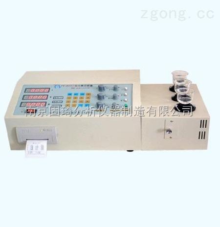 石灰石分析仪器,石灰石成分分析仪