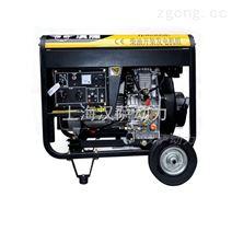 5KW电启动柴油发电机多少钱