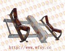 潍坊三友电子皮带秤  调速秤 定量给料机 新型高精度电子皮带秤