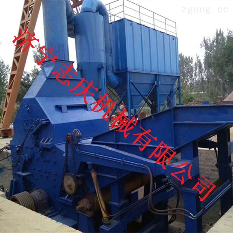 锦州小型废钢破碎机多少钱 金属破碎设备