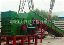 河南强力重工机械大型油漆桶破碎机,粉碎机,撕碎机厂家